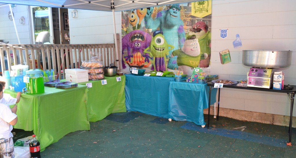 Monsters Inc Birthday Party Decorations: https://www.pick-ease.com/monsters-inc-birthday-party-ideas