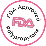 FDA Approved Polypropylene