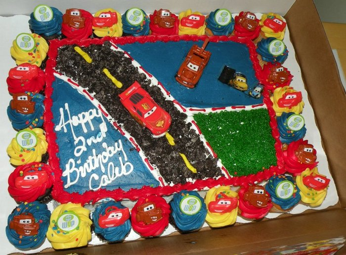 Sams Club Birthday Cake Characters Image Inspiration of Cake and