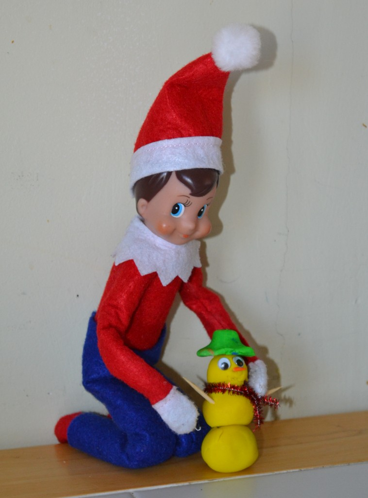 Elf on the Shelf Ideas in this Post: If you're wondering how to introduce your Elf on the Shelf, there's a printable letter of introduction that's perfect for the arrival of a brand new Elf in the house. We also have an Elf on the Shelf return letter for all those homes who .